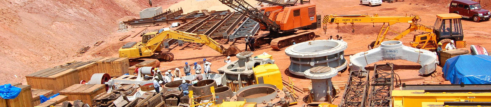 Bulk Material Handling Systems (BMHS)
