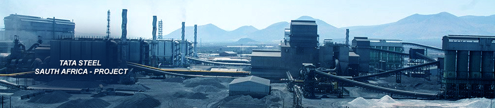 Tata Steel - SA Project