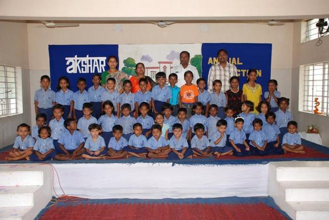 Akshar Literacy Classes